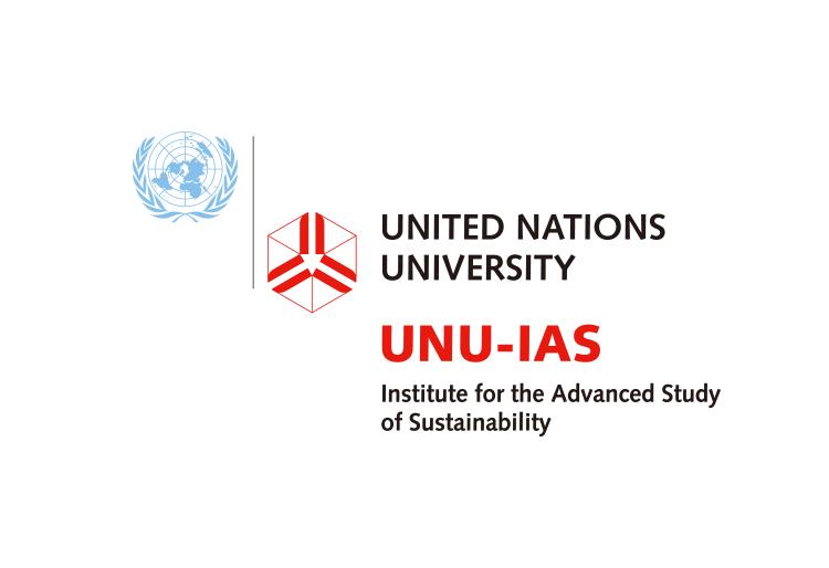 ロゴ:国連大学(UNU-IAS)様